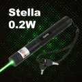 Stella 200mW Burning Laser Pointer - The Best Entry-level Burning Laser Pointer