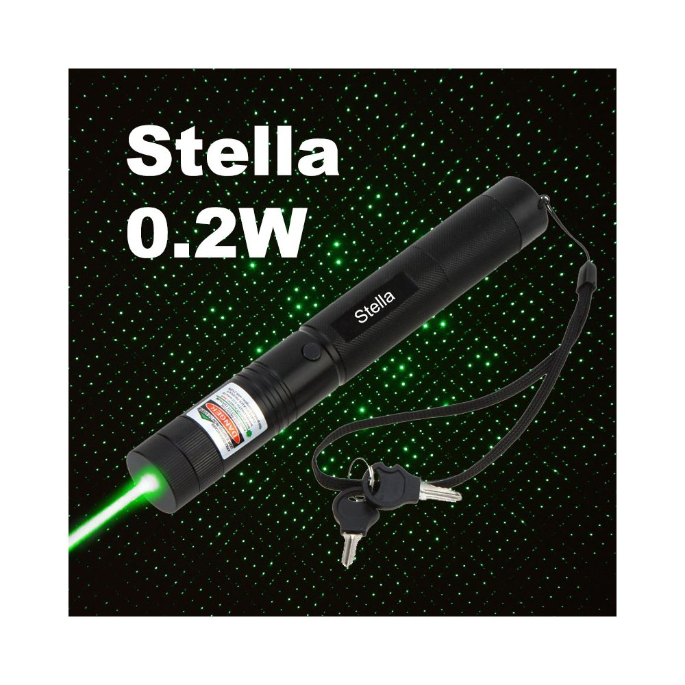 Stella 200mw Burning Laser Pointer The Best Entry Level