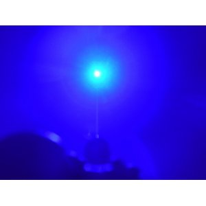Nova 2W Handheld Blue Laser - Class 4 2000mW 450nm Burning Laser Pointer