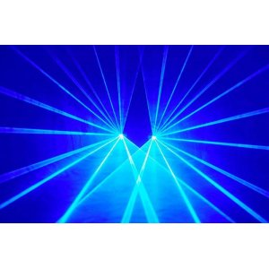 Tova Class 4 3W 3000mW High Powered Burning 450nm Blue Laser