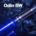 Odin 5W Blue Burning Laser - The Most Powerful Class 4 Laser Pointer